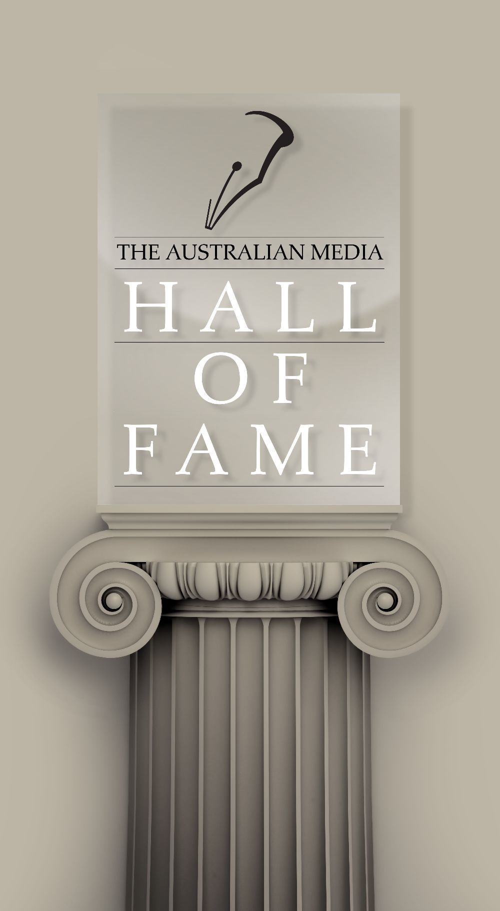 Click to enter the Australian Media Hall of Fame